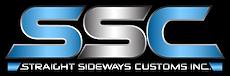 Straight Sideways Customs