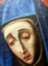 Restaurción de pintura sobre lienzo y sobre tabla