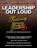 Leadership Out Loud - 2017