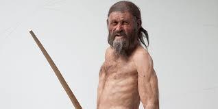 Ötzi, il viandante del neolitico.