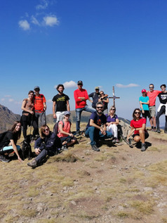 Monte Gennaio dal versante nord | 12 settembre 2021
