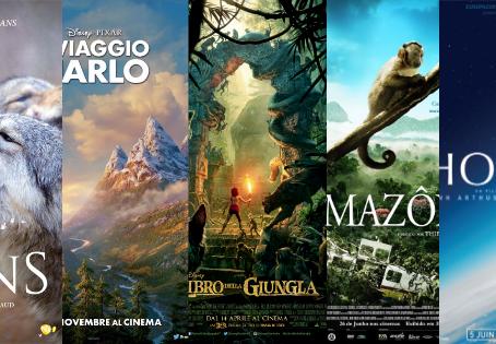 9 film dove la Natura è protagonista indiscussa