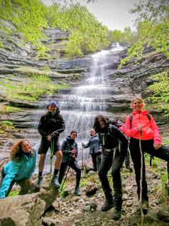 La cascata del Piscino - 23 maggio 2021