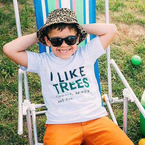 Camisa ( T shirt) Trees