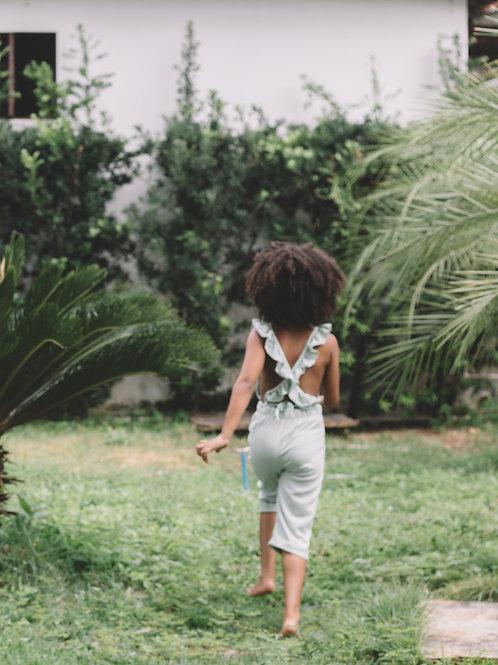 Jardineira Pippa Menta