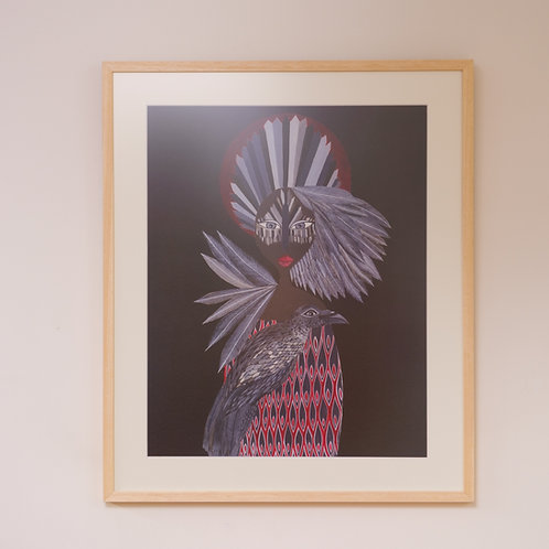 Sirene - print
