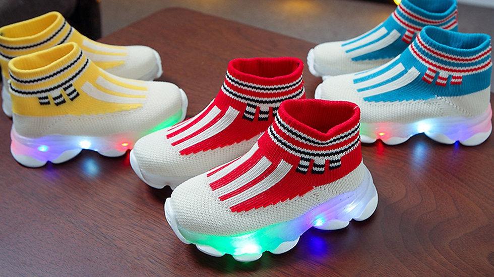 Kids Light Up Sneakers