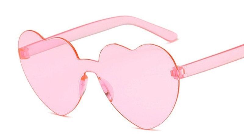 Love Heart Lens Sunglasses