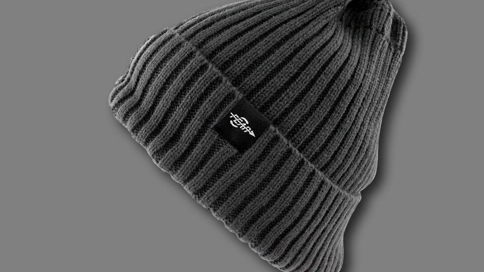 Extreme Warm Black Cuff Winter  Skullies