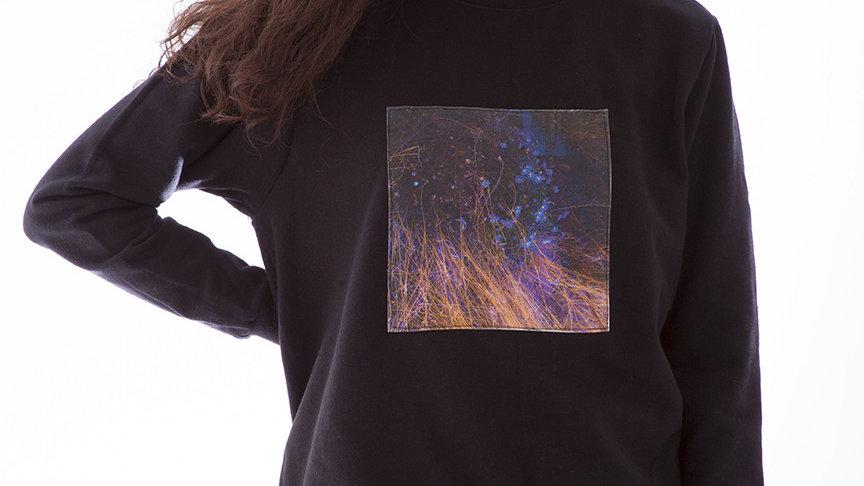 Women's Fashion Sweater - Winter Fields