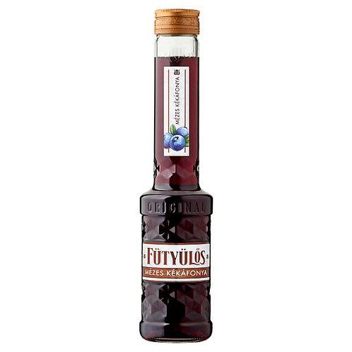 Fütyülős Blueberry Liqueur with Honey