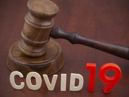 Legislature Extends COVID-19 Presumption
