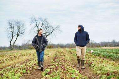 CROOKED ROW FARM - ARAMARK