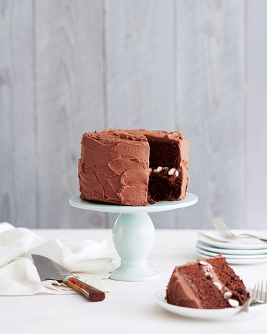 CHOCOLATE CAKE - EVERYDAY LITTLE CAKES