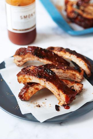 AMERICAS BEST BBQ RIBS - PARADE MAGAZINE