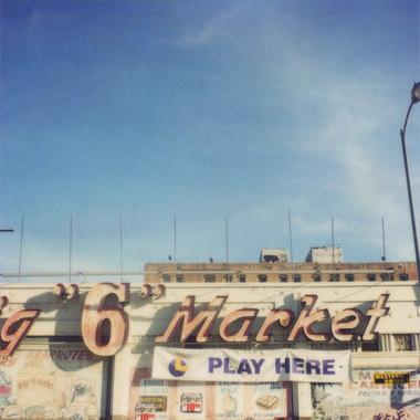 BIG 6 MARKET LOS ANGELES