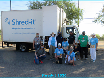 Shred-It Event 2020