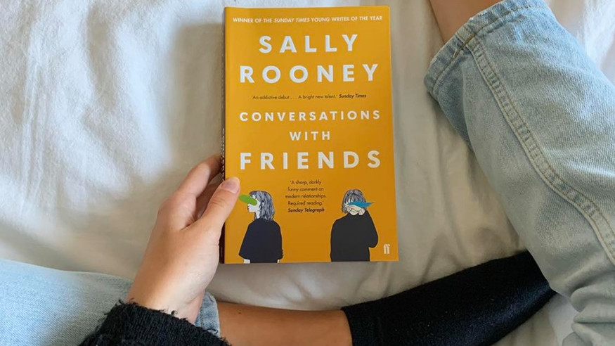 REVIEW: Sally Rooney's Conversations With Friends