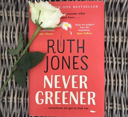 REVIEW: Never Greener by Ruth Jones