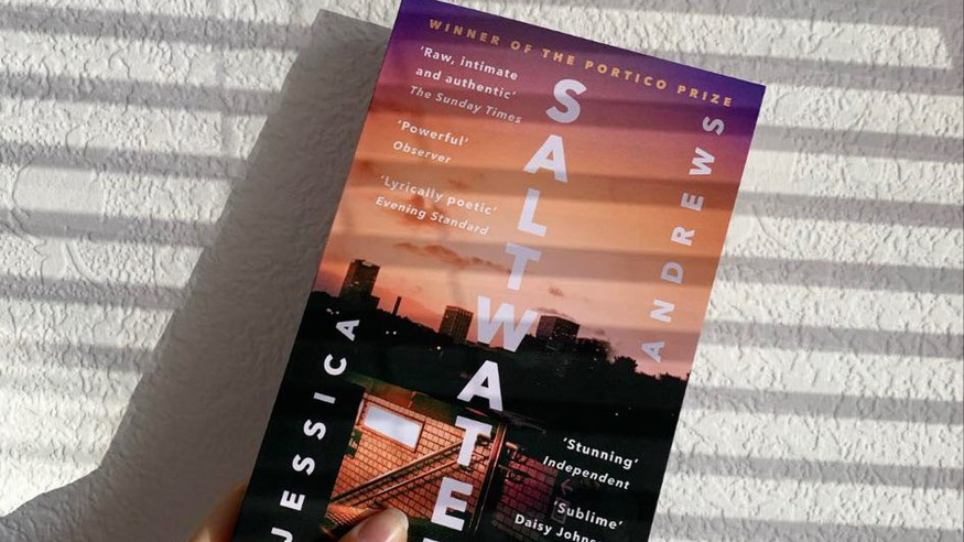 REVIEW: Saltwater by Jessica Andrews