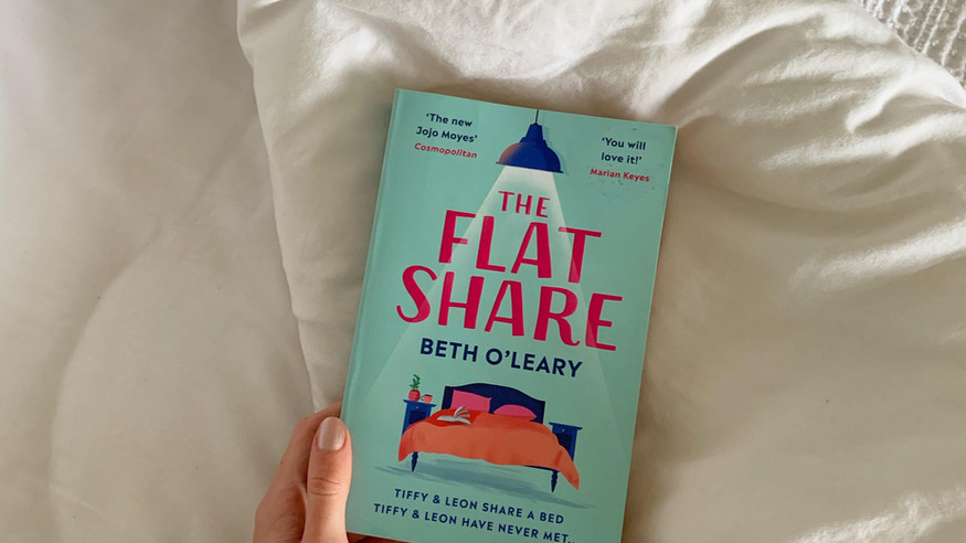 REVIEW: The Flatshare by Beth O'Leary