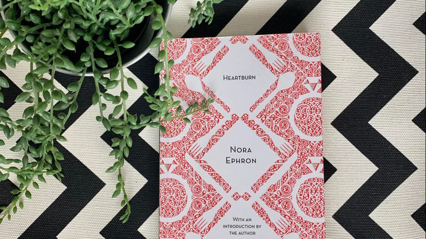 REVIEW: Heartburn By Nora Ephron