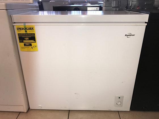 Kooltron 6.9 Cu.Ft Chest Freezer