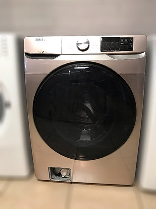 Samsung Champagne front Load Washer