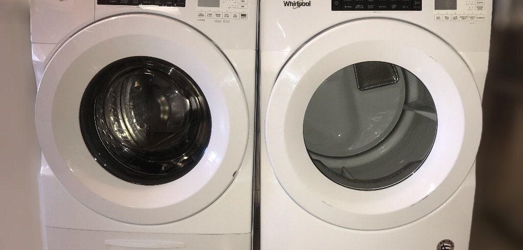 Whirlpool Front Load Set