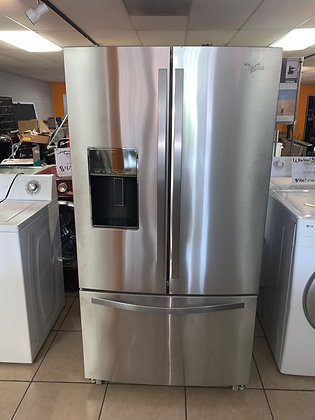 Whirlpool 3-Door French Door Refrigerator