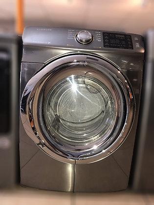 Samsung Graphite Steel Electric Dryer