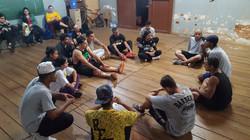 Workshop em Américo Brasiliense