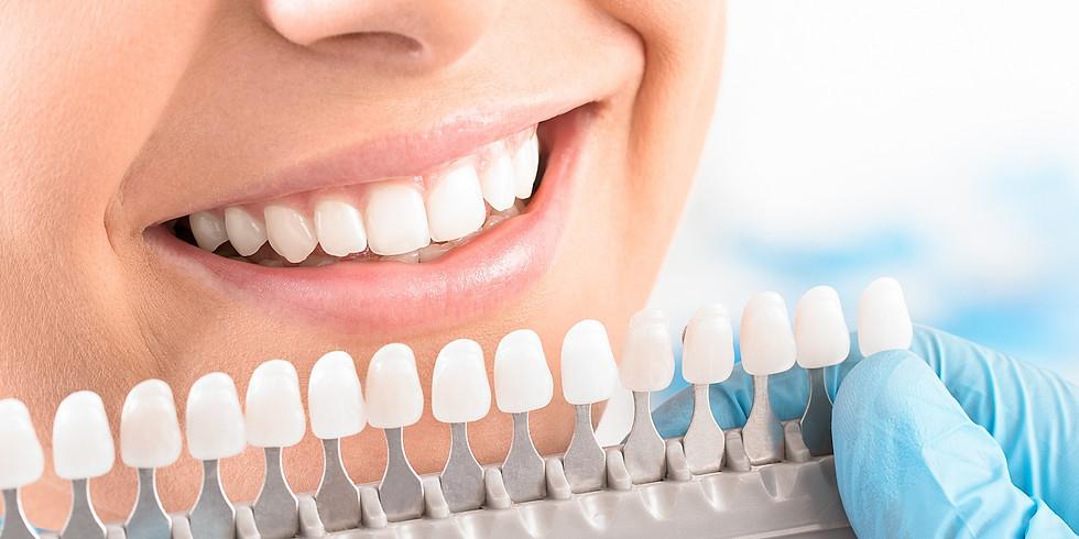 """Conférence """"Particularités du plan de traitement en dentisterie esthétique"""""""