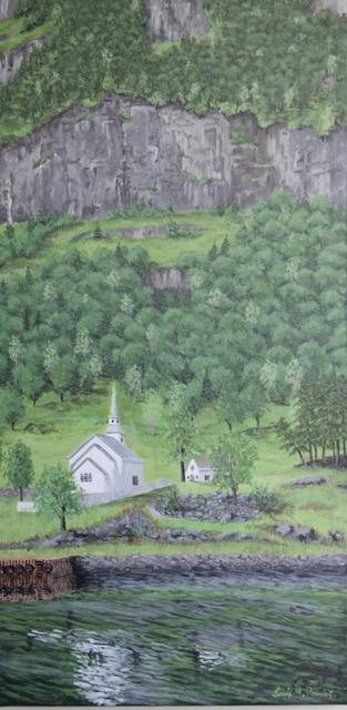 Isolation #1–Norwegian Fjord