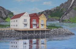 Summer Homes–Norwegian Fjord