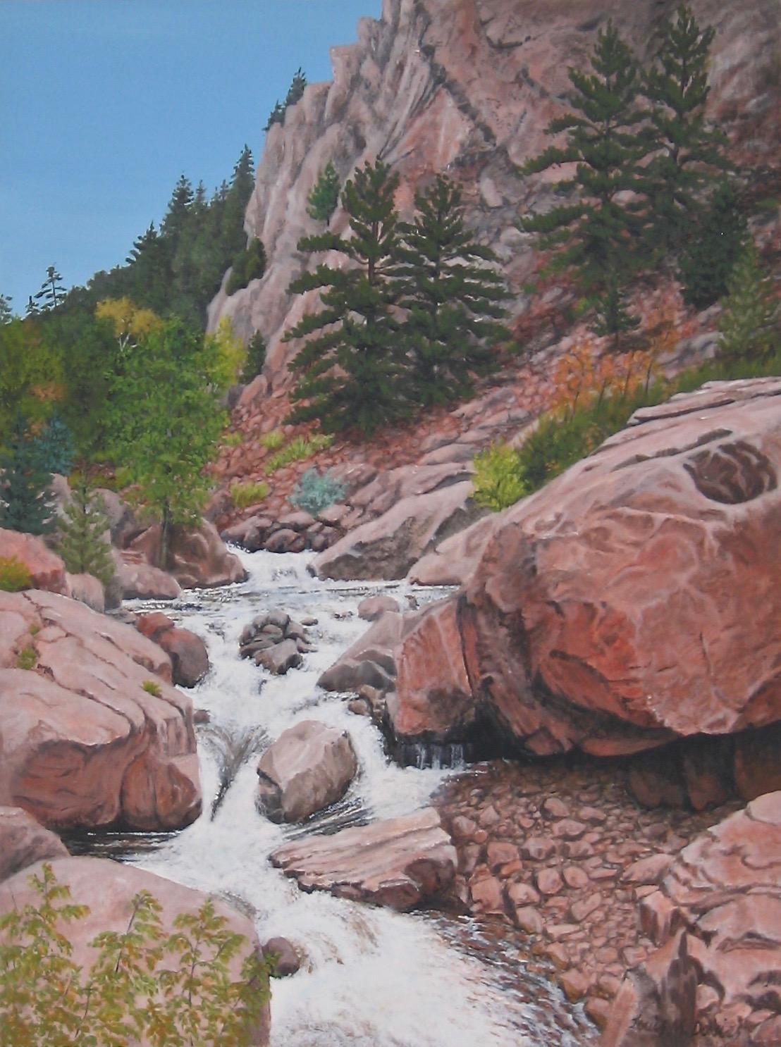 Eldorado Canyon - Colorado