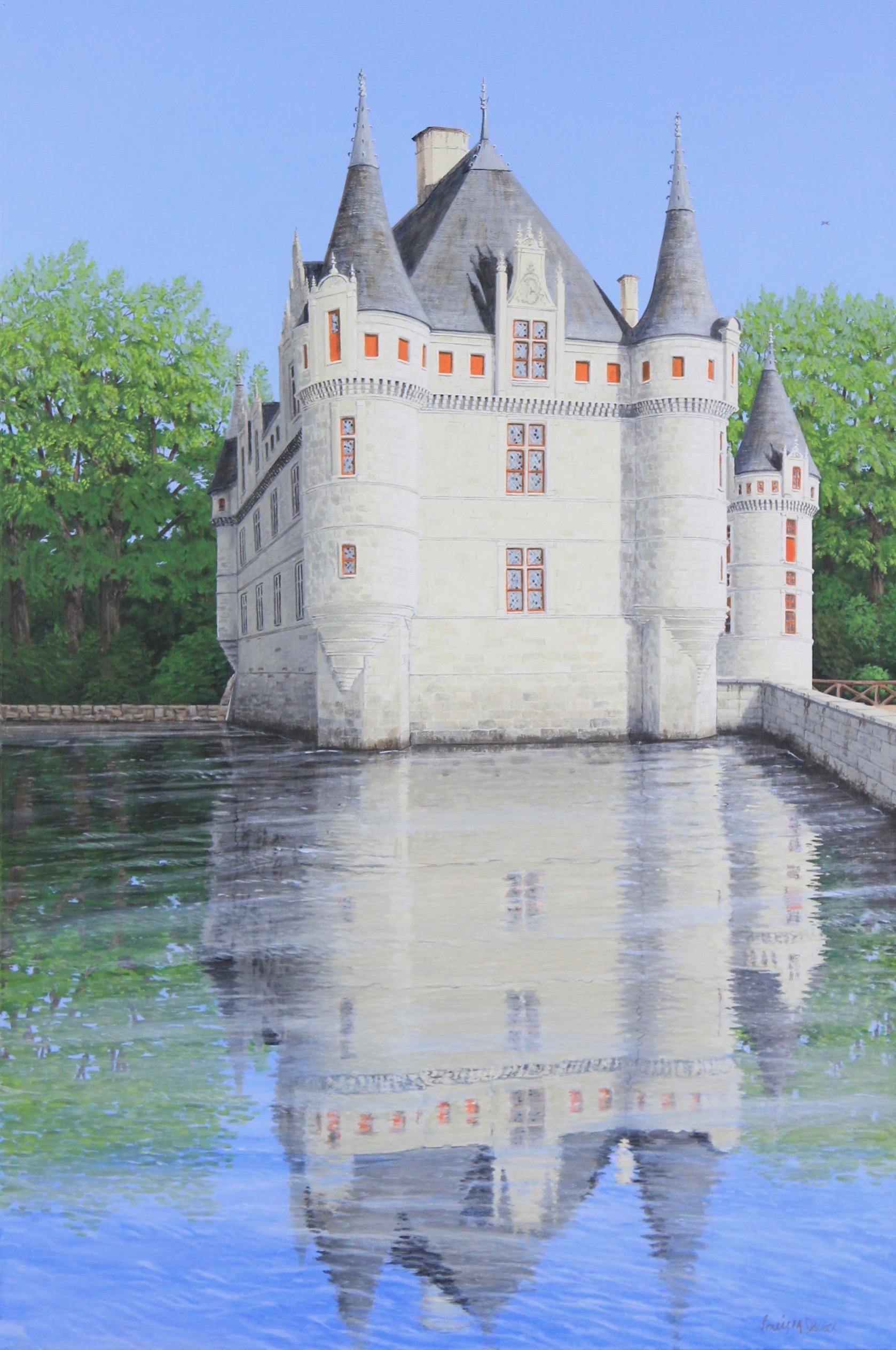 Chateau Azay le Rideau - France