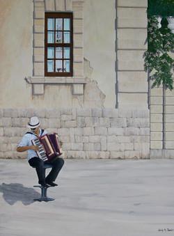 Sicilian Solitude