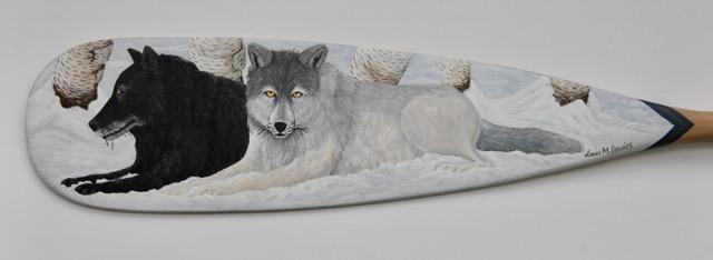 Wolves at Rest