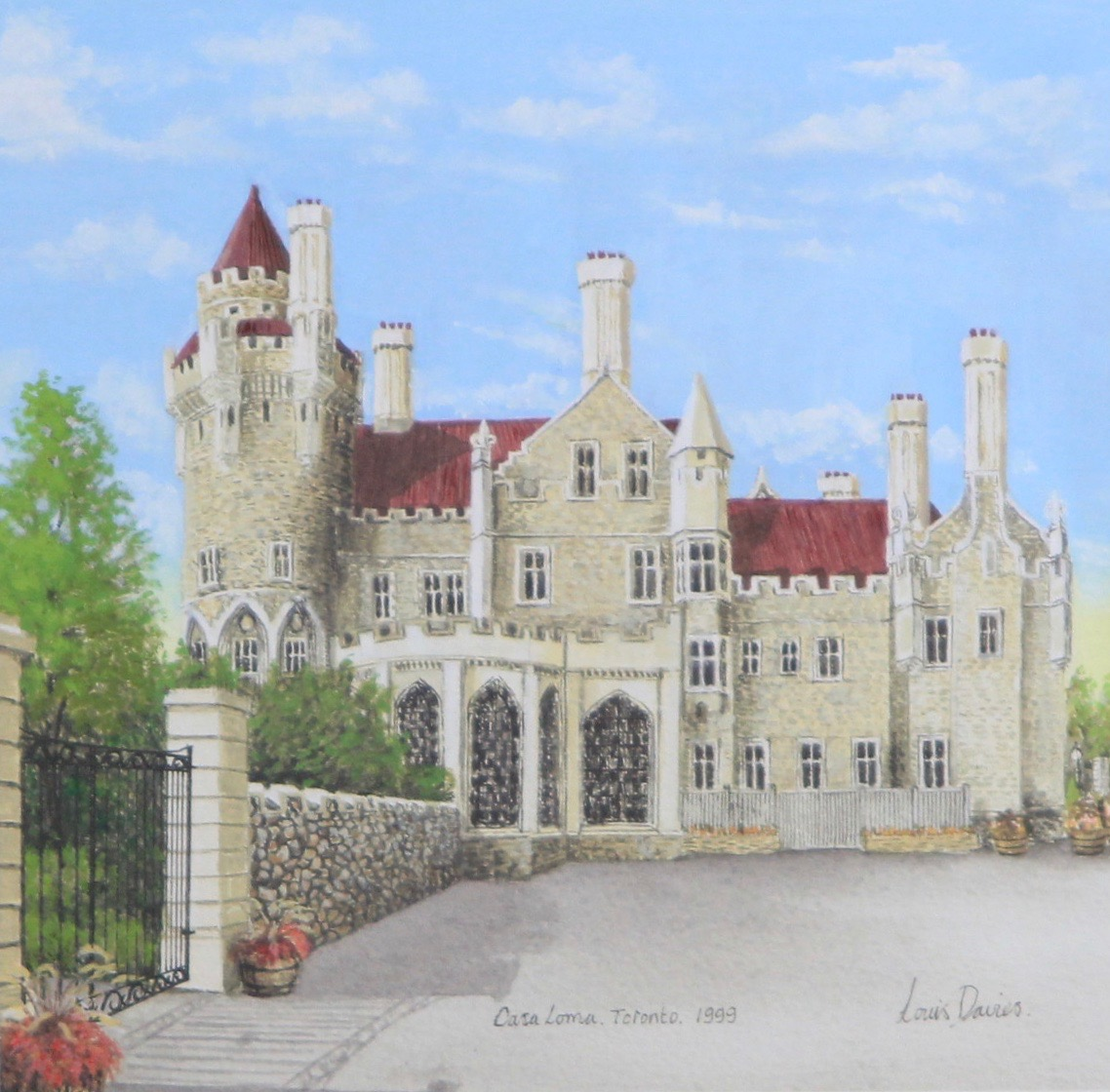 Casa Loma – Reproduction