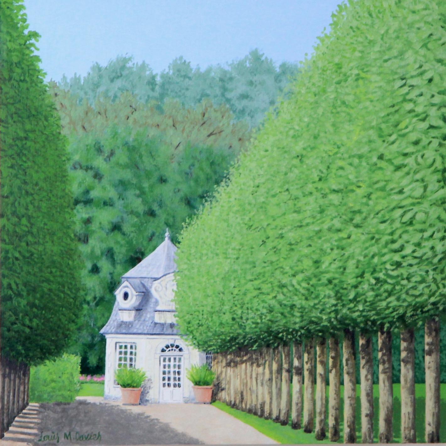 Garden Hideaway–Chateau de Villandry