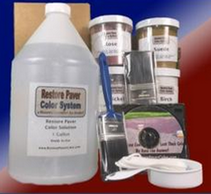 Restore Paver Color