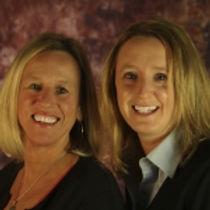 Dr. Leslie Schmitz & Dr. Margaret Quate