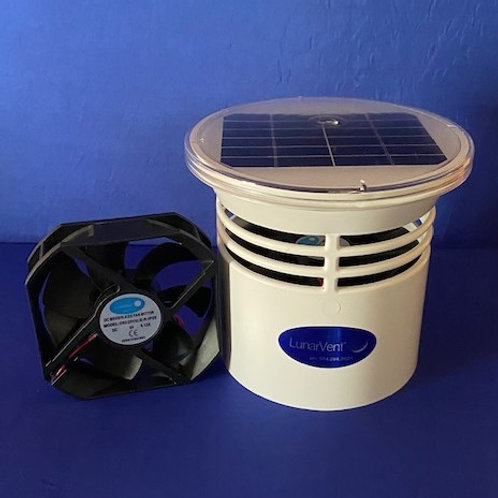 LunarVent® Solar Exhaust Fan