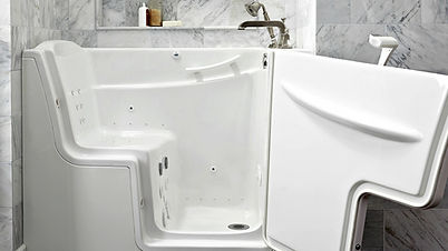 Walk-In Tubs & Showers