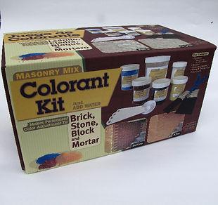 Brick Match Kit