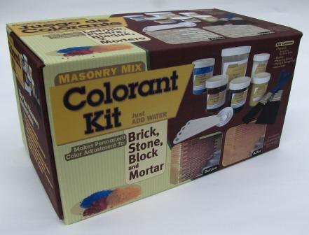 Masonry Mix Colorant Kit