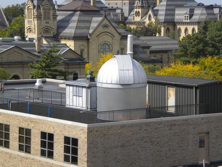 Notre Dame Observatory Building