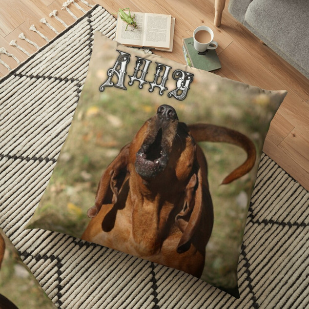 Custom Pet Pillow