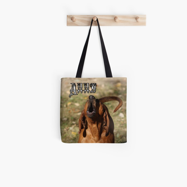 Dog Photography Tote